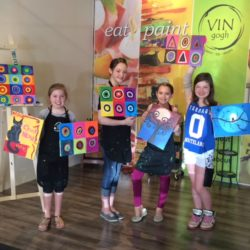 kids camp art classes